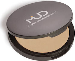 Mud Dual Finish Pressed Mineral Powder DFM2 12gr