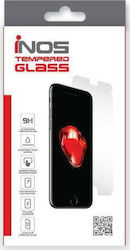 iNOS Full Face Tempered Glass Black (Huawei P Smart)
