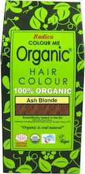 Radico Colour Me Organic Hair Colour 014 Ash Blonde