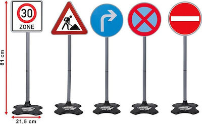 Jamara Traffic Set Grand B-5 Road Signs