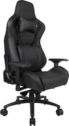 Anda Seat Chair AD12 XL Real Leather Black