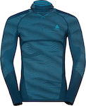 Odlo Suw Top With Facemask L/S Performance Blackcomb 187092-20508