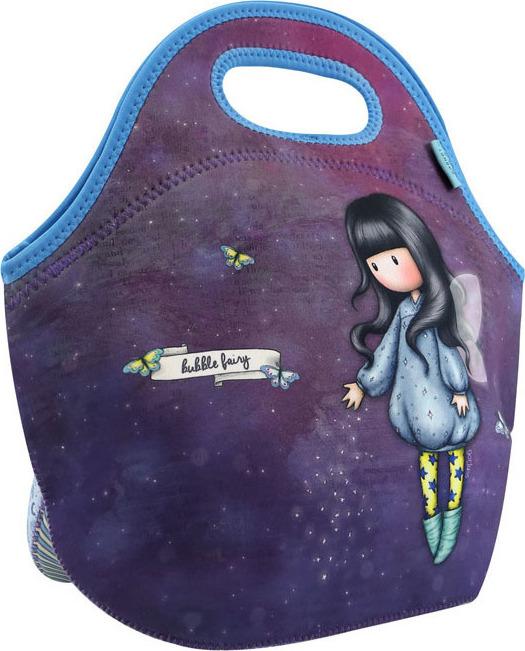 325a47678e Προσθήκη στα αγαπημένα menu Santoro Gorjuss Neoprene Lunch Bag Bubble Fairy
