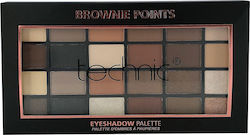 Technic Brownie Points Eyeshadow Palette