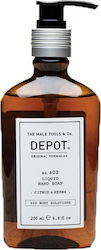 Depot The Male Tools Liquid Hand Soap 200ml