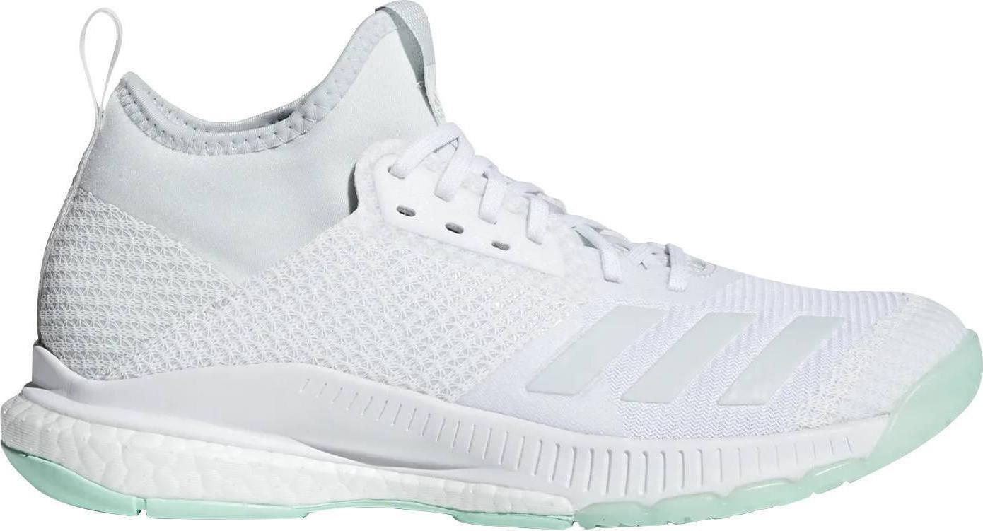 differently 10541 01f87 Adidas Crazyflight X 3 Mid BC1024