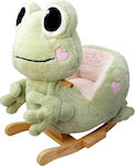Gerardo's Toys Little Rocker Frog