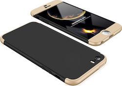 360 Full Cover Black / Gold (iPhone 5/5s/SE)