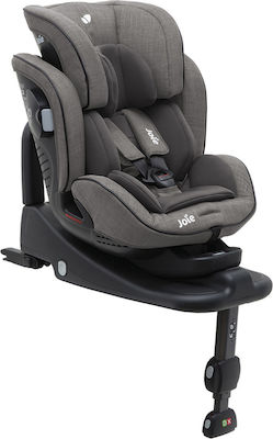 Joie Stages Isofix Foggy Grey