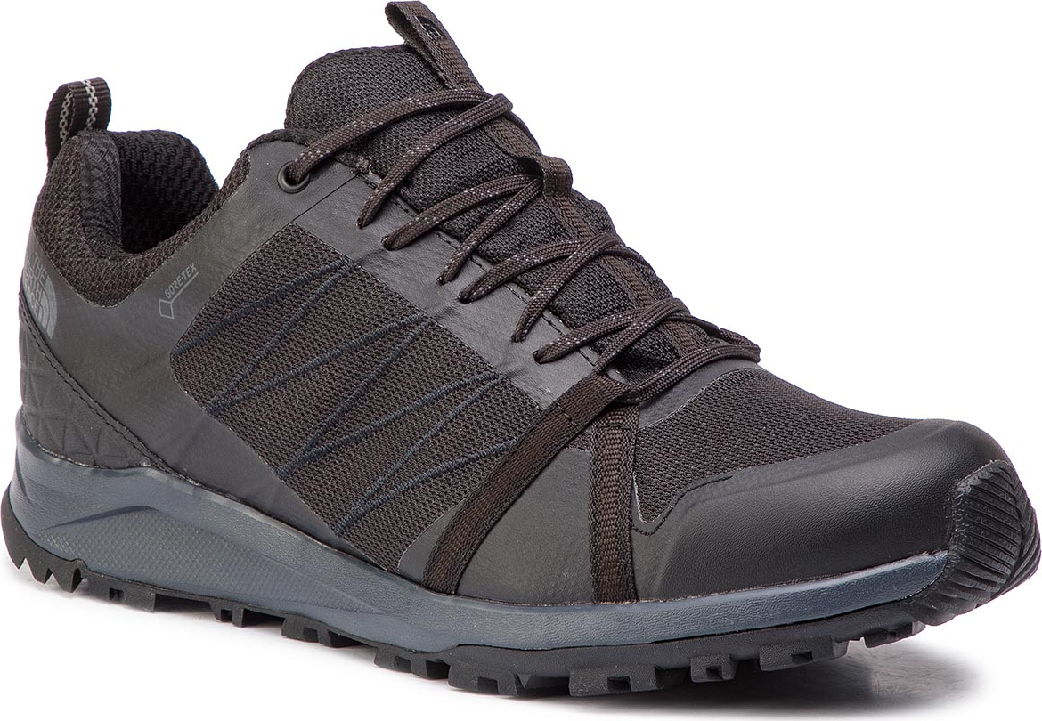 The North Face Litewave Fastpack II GTX T93REDCA0 Ορειβατικά Ανδρικά Παπούτσια Αδιάβροχα