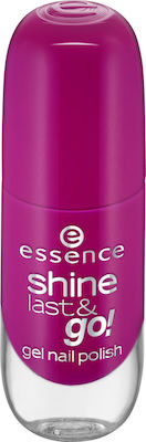 Essence Shine Last & Go Gel Nail Polish 21 Anything Goes 8ml