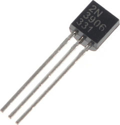 2N3906 TO-92 PNP General Purpose Transistor