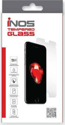 iNOS 3D Case Friendly Full Face Tempered Glass Black (Galaxy S8+)