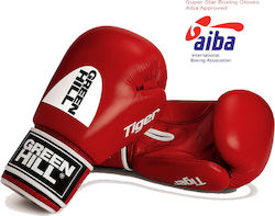 Green Hill Aiba Approved BGT-2010a Red