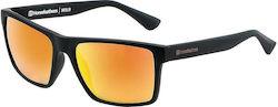 d80b2a53a0 Horsefeathers Merlin Matt Black  Mirror Orange AM044E