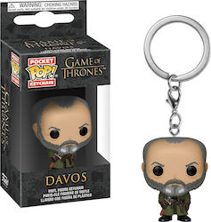 Pocket Pop! Keychain Television: Game of Thrones S10- Davos