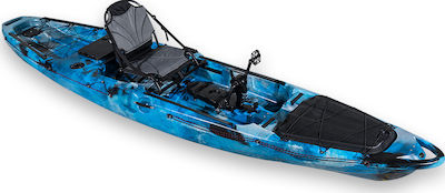 Aquacenter Angler 13 Pedal Fishing