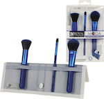 Royal & Langnickel Moda Complexion Perfection Flip Kit Blue