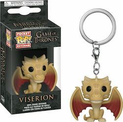 Pocket Pop! Keychain Television: Game of Thrones - Viserion