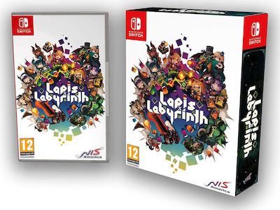 Lapis x Labyrinth - Limited Edition XL Switch