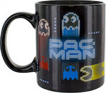 Pac Man - Neon Heat Change Mug