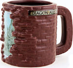 Harry Potter - Diagon Alley 3D Mug