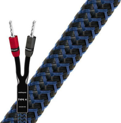 Audioquest Cable Banana - Banana 4m (Type-4)