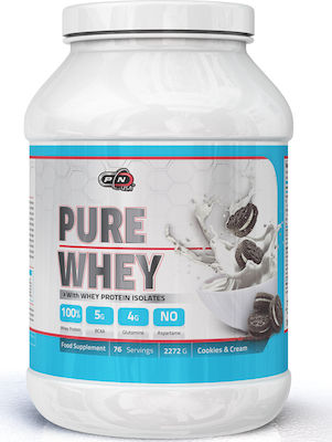 Pure Nutrition Pure Whey 2270gr Cappuccino