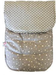 507a4e25406 So Sweet Line Κάλυμμα - Στρωματάκι Grey Stars