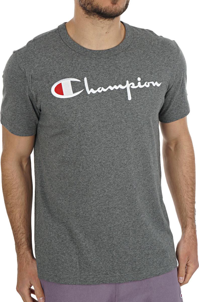 f8240989 Προσθήκη στα αγαπημένα menu Champion Crewneck T-Shirt 210972-EM519