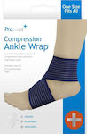 Proplast+ Compression Ankle Wrap One Size