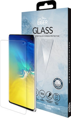 Eiger 2.5D Tempered Glass (Galaxy S10e)