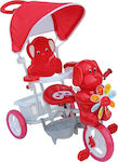 Tricycle Dog Red