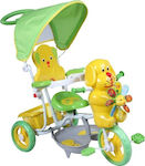 Tricycle Dog Green
