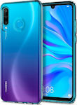 Spigen Liquid Crystal Back Cover Διάφανο (Huawei P30 Lite)