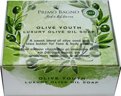 Primo Bagno Luxury Olive Oil Soap Olive Youth 130gr