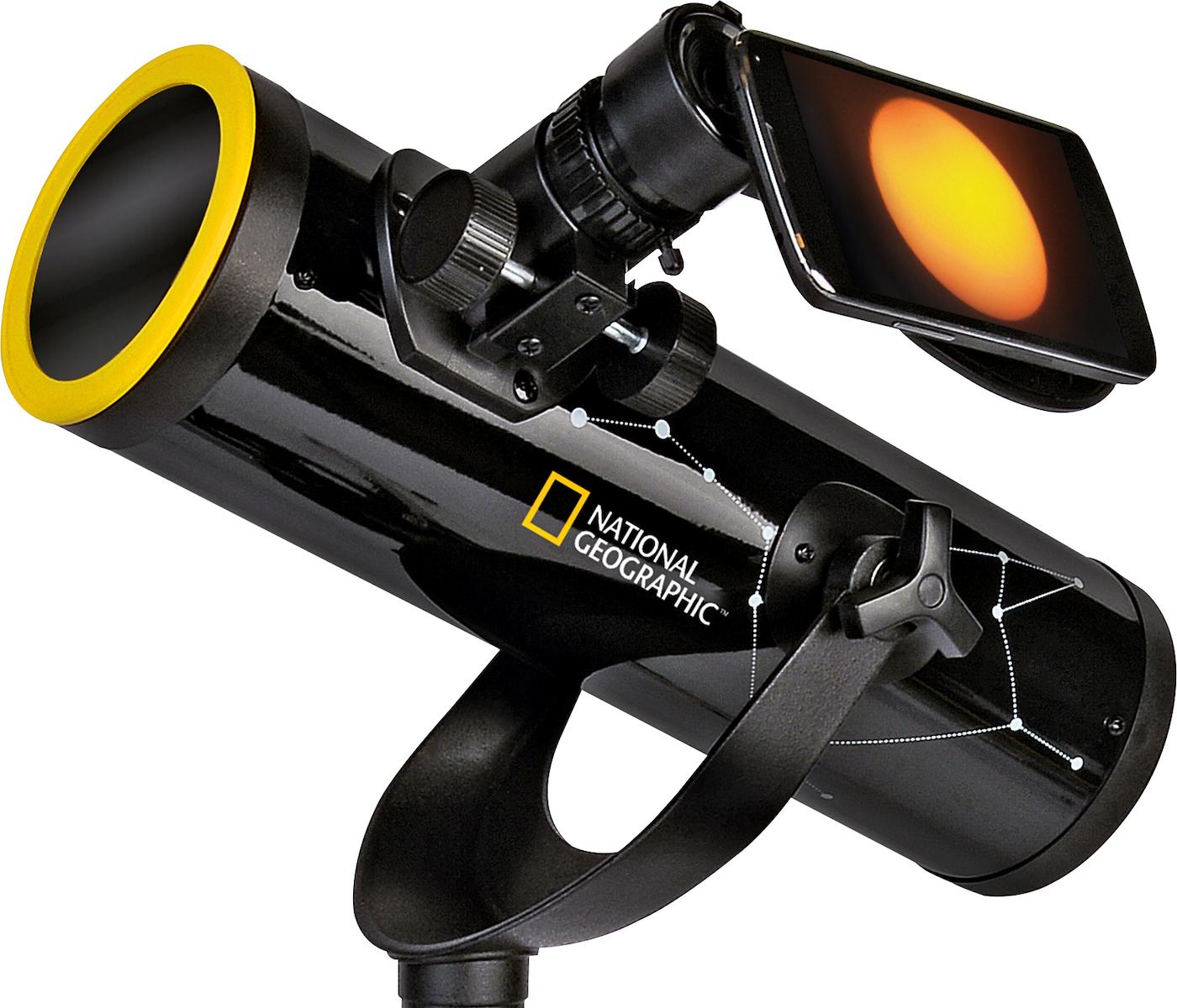 Телескопы Bresser серии National Geographic в интернет магазине четыре глаза
