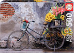 Bicycle With Flowers 500pcs (17988) Educa