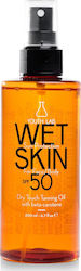 Youth Lab. Wet Skin Sun Protection Dry Oil For Face&Body SPF50 200ml