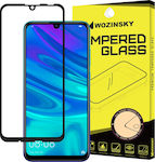 Wozinsky Full Glue Full Face Tempered Glass Black (Huawei P Smart 2019)