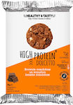 Power Health High Protein Dolcetto 35gr Brownie Σοκολάτας με Λευκή Σοκολάτα