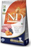N&D Grain Free Pumpkin Lamb & Blueberry Puppy Mini 2.5kg