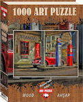 Fuel 1000pcs (4437) Art Puzzle