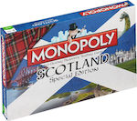 Winning Moves Scotland Monopoly
