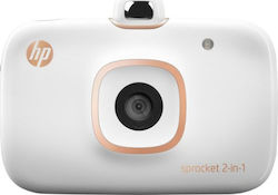 HP Sprocket 2-in-1 Camera Printer