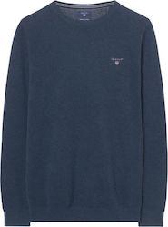 4522f71310ca Gant Ανδρικές Μπλούζες Πλεκτές Μακρυμάνικες - Skroutz.gr