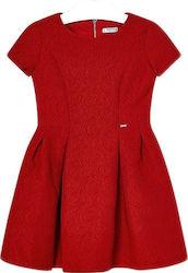 688d211e9e6 Παιδικά Φορέματα Mayoral Κόκκινα - Skroutz.gr