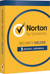 Norton Security Deluxe (5 Licences , 1 Year) Key