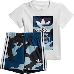 b344c5bdaf3 Adidas Originals Camouflage Tee Set DW3843