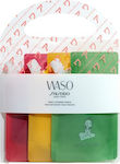 Shiseido Waso Reset Cleanser Squad Limited Edition 3x70ml